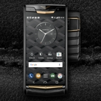 全新vertu signature touch小牛皮系列